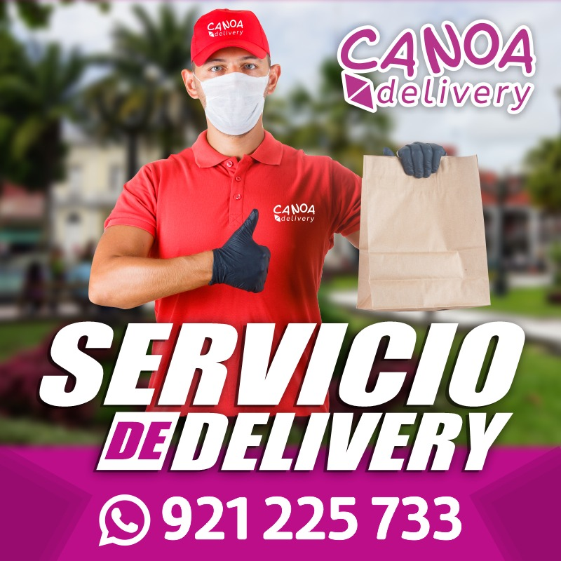 Canoa Delivey